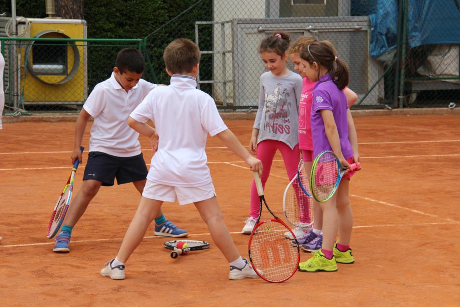 Festa di fine anno 2016 della Scuola di Tennis
