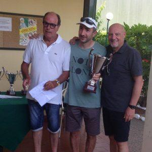Torneo sociale 2016 Franco Cortellazzo Alessandro Barbon Corrado Borghi | TC Mogliano