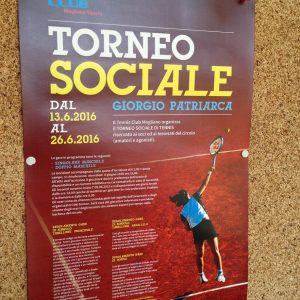 Torneo sociale 2016 Locandina | TC Mogliano